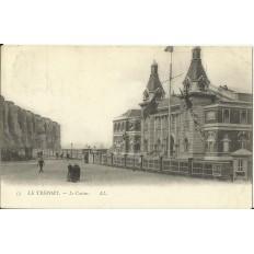 CPA: LE TREPORT, Le Casino Années 1900