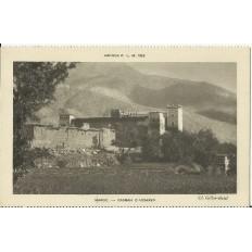 *CPA MAROC, 1929, CASBAH D'ASSAREG.