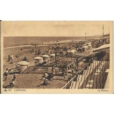 CPA - CABOURG, La Piscine - Années 1920