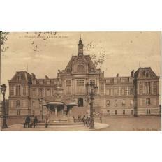CPA - EVREUX, L'Hotel de Ville - Années 1920