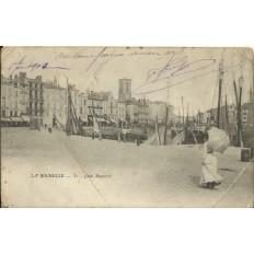 CPA - LA ROCHELLE, Quai Duperré, Années 1900