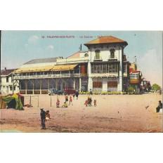 CPA: PALAVAS-LES-FLOTS, Le Casino, années 1920