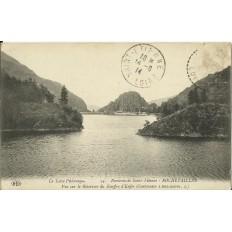 CPA: ROCHETAILLEE, Réservoir du Gouffre d'Enfer, années 1910