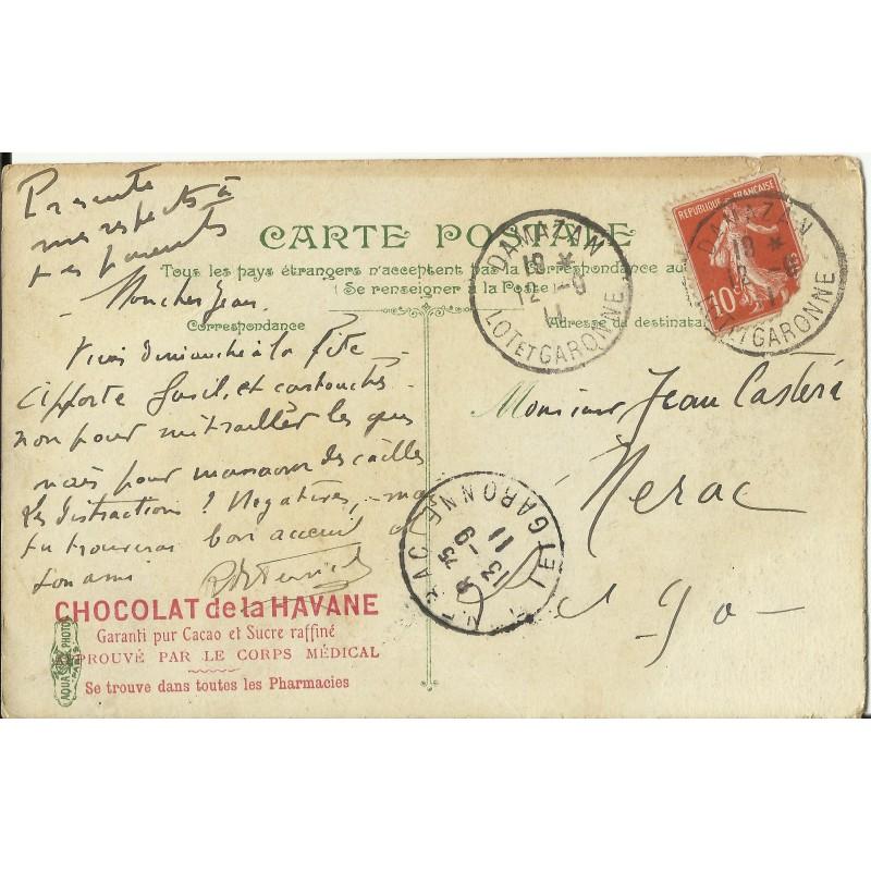 Cpa Saint Germain En Laye Le Spa Francais Annees 1910
