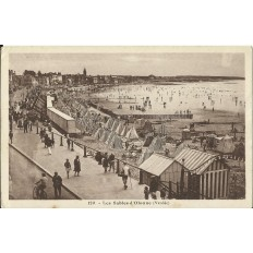 CPA: LES SABLES D'OLONNE, années 1920