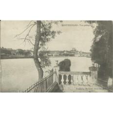 CPA - MONTRICHARD, Vue Poétique - Années 1910