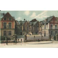 CPA - ORLEANS, L'Hotel de Ville - Années 1910
