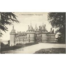CPA - Chateau de CHAUMONT, Vue d'ensemble - Années 1910
