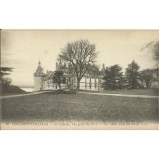 CPA: CHAUMONT-SUR-LOIRE, Le Chateau, (Parc) vers 1910