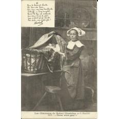 CPA: BREIZH, Les Chansons de Botrel, vers 1910 (2)
