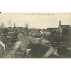 CPA - FERRIERES-en-GATINAIS, Vue Générale - Années 1900