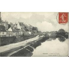 CPA: NEVERS, Quai de la Loire, vers 1900
