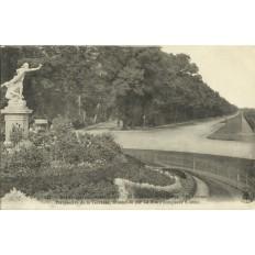 CPA - SAINT-GERMAIN-en-LAYE, Le Rosarium - Années 1910