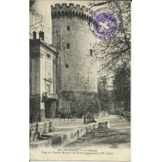 CPA: CHAMBERY, Tour de l'Ancien Manoir des Sires de Chambery. Années 1920
