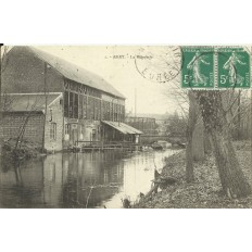 CPA: ANET, La Tannerie, vers 1900