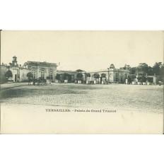 CPA - VERSAILLES, Palais du Grand Trianon - vers 1900.